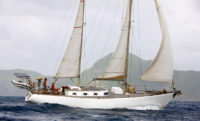 Voilier Solal - Charter Grenadines Antilles Caraïbes