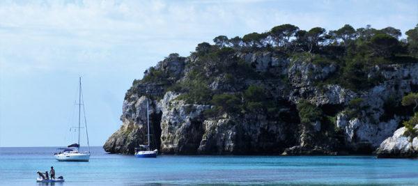 Croisière voilier Baléares Ibiza Minorque Majorque - Charter Baléares - Croisière Baléares