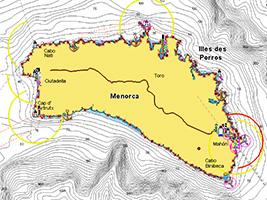 Croisière voilier Minorque - Charter Minorque - Croisière Baléares