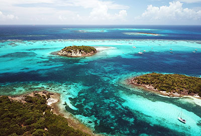 Voilier Solal - Grenadines - Charter